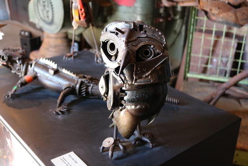 Oamaru - Steampunk HQ