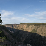 Grand Canyon of the Yellowstone from North Rim