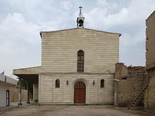 Basra Armenian Church