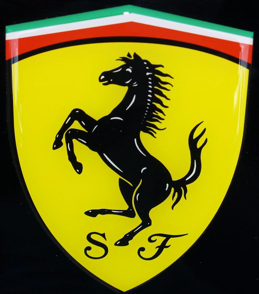 Ferrari Logo Nithya Selvaraj Flickr