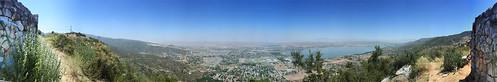 california panorama moo lakeelsinore flickrcards