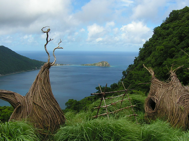 Pirates of the Caribbean 2: Cannibal village set   This is t…   Flickr