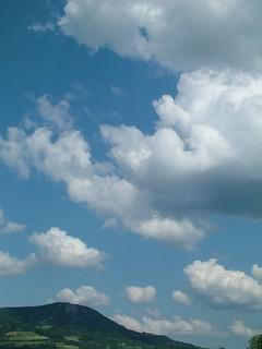 Clouds over Ljubostinja