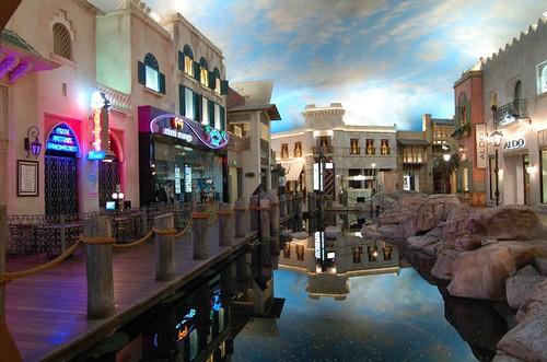 Aladdin's Casino - Las Vegas