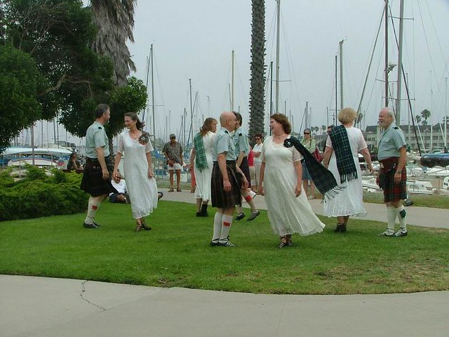 C_Scottish Country Dancers 124