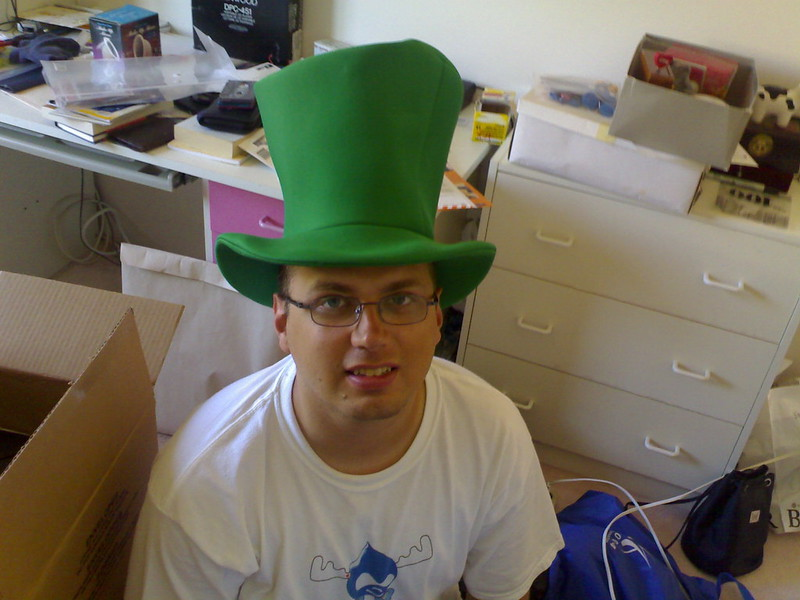 First Mad Hatter Photo