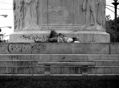 monument sleeper | by incendiarymind