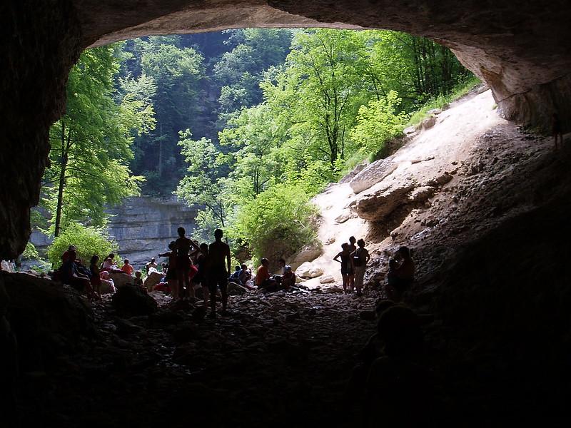 Grotte Lacuzon
