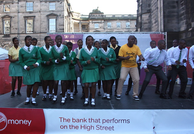 Edinburgh Fringe 2015: The Dloko High School Choir