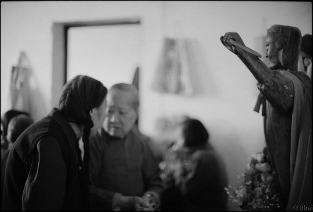 2007.05.03.[9] Zhejiang Dongtang Xinqiao village GoldenBuddha Temple's Festival xiaokang king March 17 lunar 浙江 东塘镇新桥金佛寺 三月十七小康王节-33