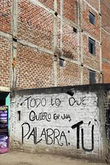Words of love - Andahuaylas