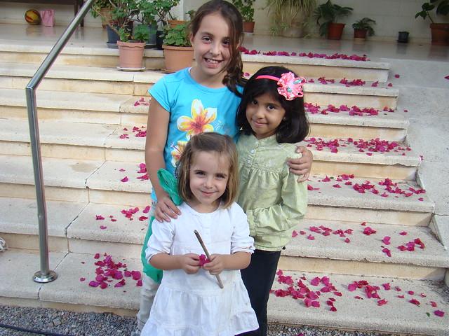 convivencias de niños durante el cursillo sobre la Eucaristía - Valencia - Octubre de 2015.