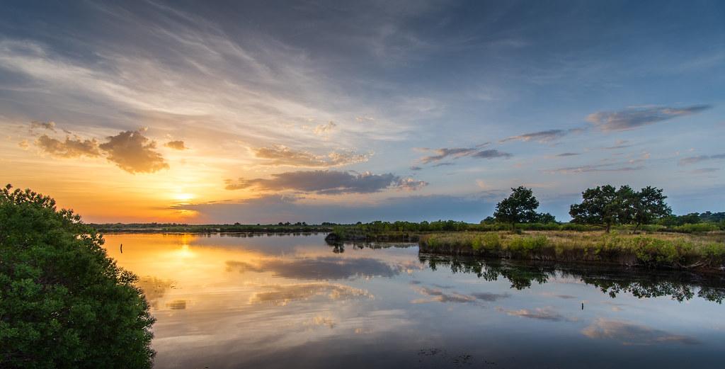 Aquitaine-Audenge-Last Reflection