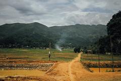 Dirt Road, Lai Châu Vietnam