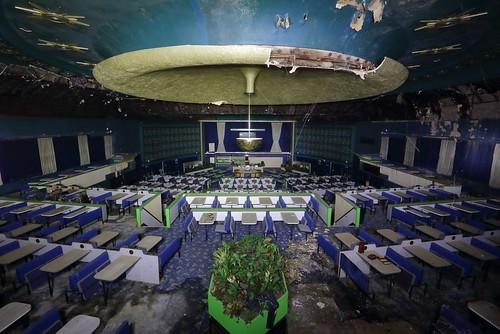 Bingo Hall - Explore 11/01/17