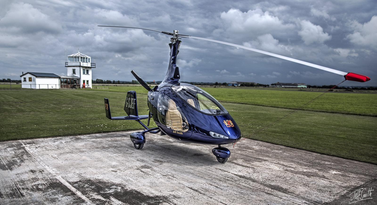 Cavalon Gyroplane G-SJEF | Flickr