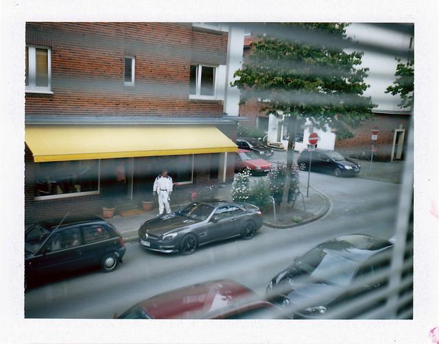 Mercedes AMG SL 63 - I shot film