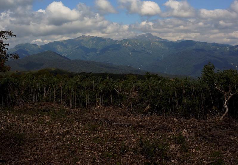 ひるがの高原 大日ケ岳 その2