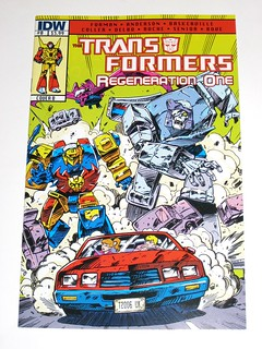 transformers regeneration 1 issue 0 cover b september 2013 idw comic book | by tjparkside