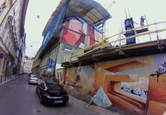 Praha graffiti