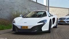 McLaren 650s Spider - Hilversum, The Netherlands