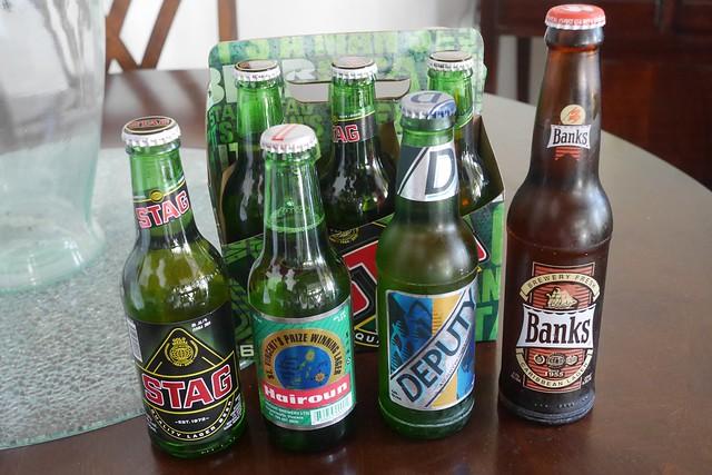日, 2015-12-06 10:55 - カリブのビールたち