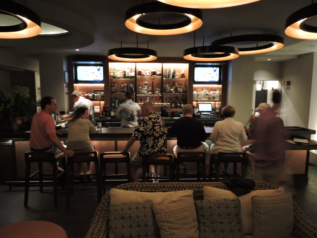 The Copper Bar Mauna Kea Beach Hotel Our 7 Day Stay At Ma