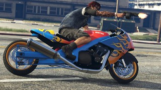 Grand Theft Auto Online Bikers 6 | by PlayStation.Blog