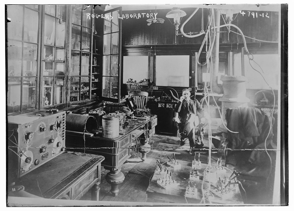 Rogers laboratory (LOC)