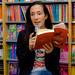 Chiara Gamberale presenta 'Adesso' alla libreria Rinascita. Empoli, 27 Ottobre 2016.