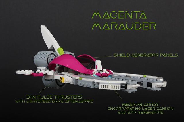 Magenta Marauder