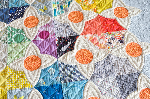 Mel's Meadow Quilt | by the workroom