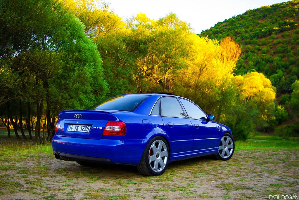 Audi S4 B5 >> Audi S4 B5 Quattro Audi S4 B5 Quattro Fatih Dogan Flickr