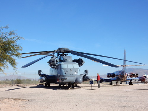 Pima Air-Space museum - Sikorsky MH53-M - Pave Low IV - Rescue