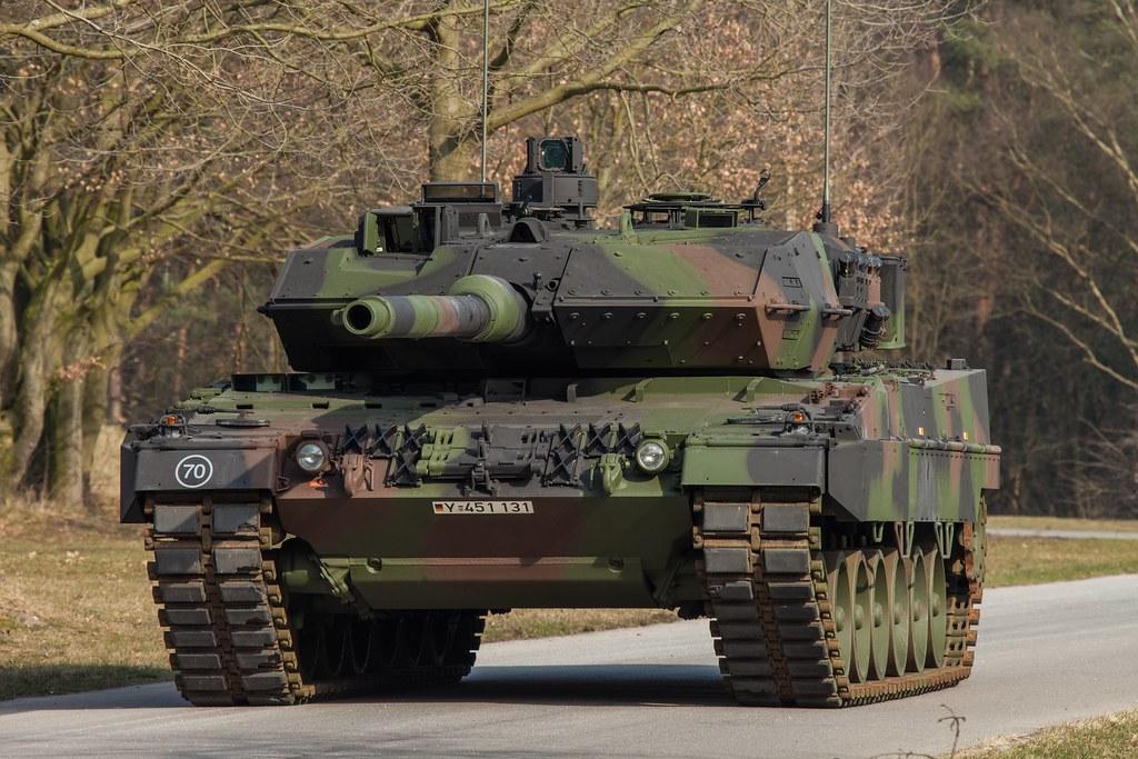 Bundeswehr Kampfpanzer