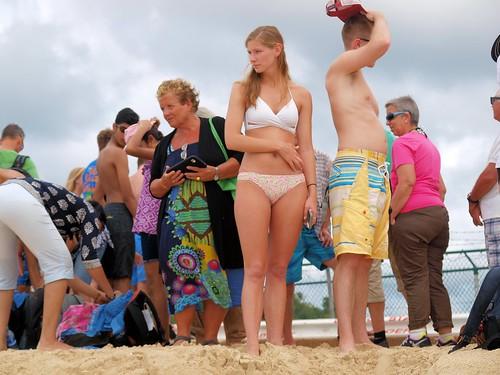 Random Girls at Maho Beach St. Maarten - OLYMPUS DIGITAL CAM… - Flickr