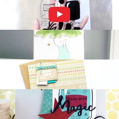 http://bit.ly/1jYffHA Daria, Marcie, Shona are on the blog today with their takes on Stamp Layering technique! And our guest designer Lydia has a cute video with great tips for you! #WaffleFlower #WaffleFlowerChallenge #WaffleFlowerCrafts