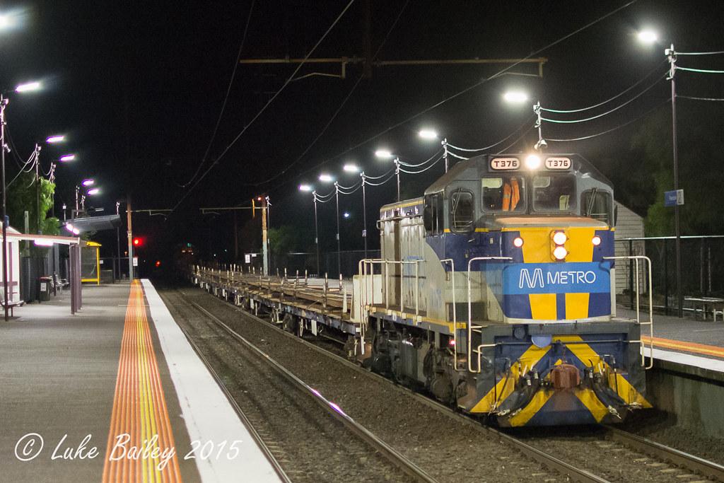 20150424-T376-Parkdale by Luke's Rail Gallery