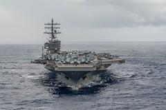 USS Ronald Reagan (CVN 76) file photo. (U.S. Navy/MC3 Nathan Burke)