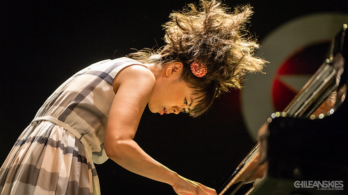 Hiromi Uehara en Chile