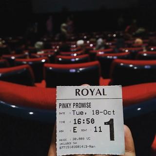 Tiket Film Pinky Promise | by yuniarinukti