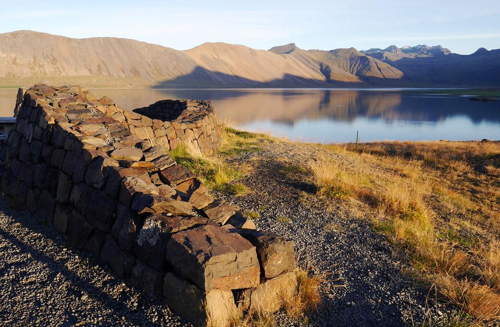 Fun Wall en route to Grundarfjörður