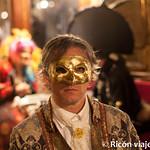 Viajefilos en el Carnaval de Venecia, Florian 04