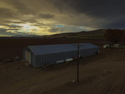 drone farm farming gregamaral scarrow weiser idaho unitedstates