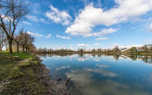 lakes autumn autumncolours lakezajarki zajarki zaprešić hrvatska jezera croatia nikond600 fisheye sigma1528fisheye