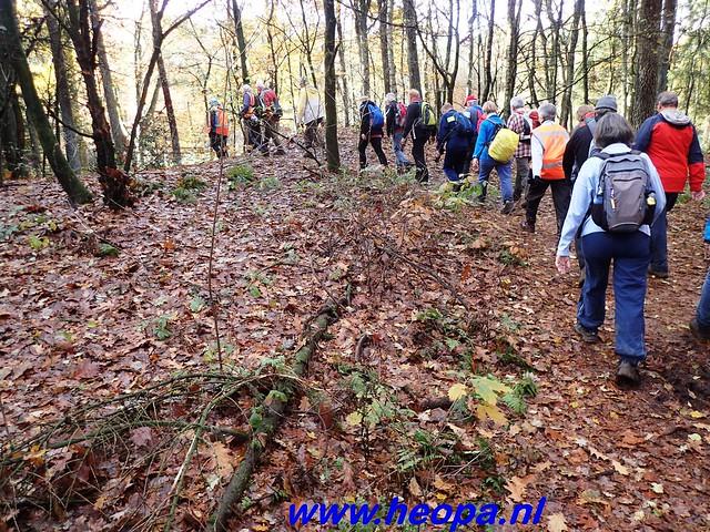 2016-11-16    3e Rondje-WolfHeze   25 Km  (120)