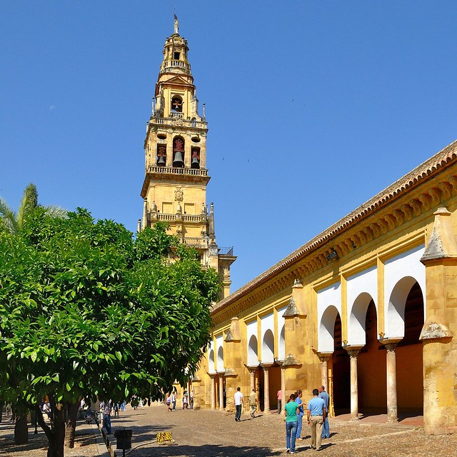 Córdoba : Torre de la Mezquita