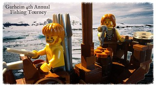Garheim 4th Annual Fishing Tourney   by andhe :-)