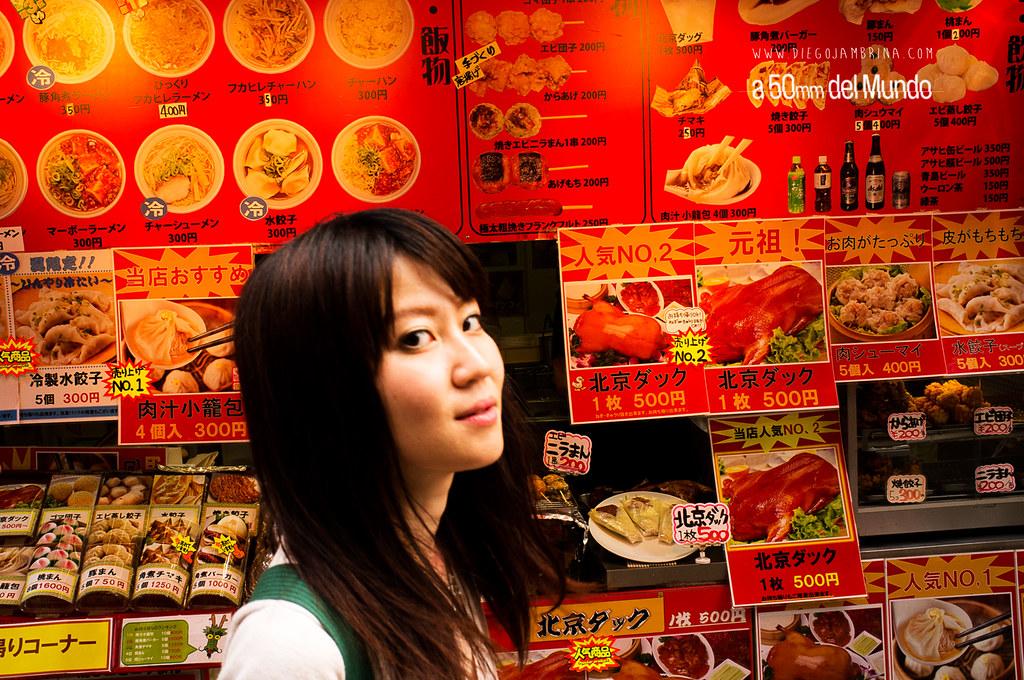 La comida china también cauitaba en Japón | Turismo japonés … | Flickr