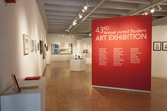 43rd Annual Juried Student Art Exhibition